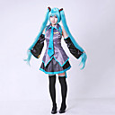 cosplay costume inspir par vocaloid hatsune miku