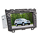 8 Inch Car DVD Player for Honda CRV with GPS,Bluetooth,iPod,TV