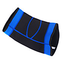 SBR and Nycon-jersey Protection Kneelet Breathable Elastic Blue and Black(1PCS,28x17cm,Assorted Sizes)