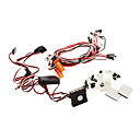 GT Power RC Car Controlled/simulated and Flashing Light System