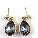 Fashion Crystal Drop Earrings