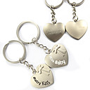 Personalized Keyring - Kiss Baby (Set of 6 Pairs)