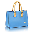 Classic PU Casual/Shopping Top Handle Bags