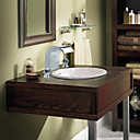 Chrome Finish Widespread Contemporary Style Stainless Steel Bathroom Sink Faucets