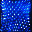 120-bleu clair  cordes dirig dcoration de mariage (1,5 x 1,5 m, 220V)