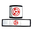 pulseira inspirada sharingan naruto itachi Uchiha