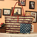 Women's Stylish National Flag Pattern Bag