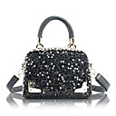 Unique PU with Sequins Casual/Shopping Shoulder Bags