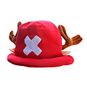 Cosplay Hat Inspired by One Piece Tony Tony Chopper Red