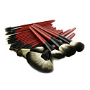 22Pcs Professional High Quality Goat Hair Lady's Makeup Brushes Set