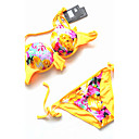 Women's Vocational Sexy Print Padded Underwire Bikini