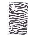 Zebra Stripe Pattern-Soft Case for LG E612 Optimus L5