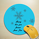 Personalized Mouse Pad - Snow