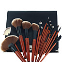 18PCS Makeup Brush Set with Free Elegant Pouch