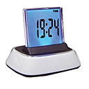 Led Digital Alarm Clock with Thermometer & Calendar