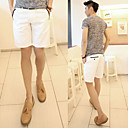 Men's Simple Mid Length Pants