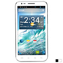Android 4.1 1.2GHz Vier core CPU smartphone met 5,7 inch capacitive touchscreen (Dual SIM, GPS, 3G, WiFi)