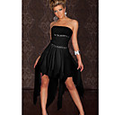 Women's Black Fashion Long Dress(Bust:86-102cm,Waist:58-79cm,Hip:90-104cm)