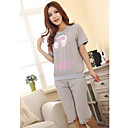 Women's Casual Knitwear Lounge Wear(Bust:86CM)