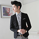 Men's Black Refined Newly Clothes