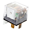 80A 4-Pin Power Relay fr Auto (DC 12V)