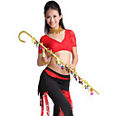 Performance Sequins Belly Dance Cane For Ladies More Colors