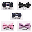 Men's Fashion Multi-color Polyester Bow-tie