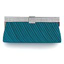 Oblique Folds Evening Bag