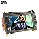 lettore DVD dell'automobile per Mercedes-Benz B200 2005-2010 con SRS WOW HD Audio