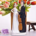 Baby On The Way Wedding Cake Topper
