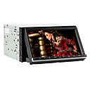 7 Inch 2DIN Car DVD Player (GPS, ISDB-T, RDS, iPod)