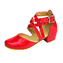 Kid's / Women's Patent Leather Upper Modern / Ballroom Dance Shoes
