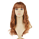 Full Lace 100% Human Hair 18&quot; Curly Hair Wigs
