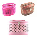1PCS Cosmetic Makeup Pouch Portable Case Bag with Mirrors Spot(Assorted Colors)
