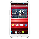 "N9599 5.8 ""tela de toque capacitiva (720 * 1280) Android 4.2 Smart Phone com MTK6589 Quad Core CPU 1GB RAM 4GB ROM"
