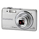 Olympus Digital Camera Stylus FE240 (silver) + Free Gift(2GB SD Card+More)-Free Shipping